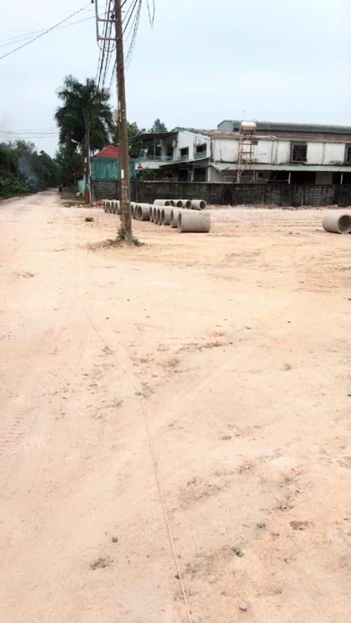 Đất Huyện Củ Chi 80m² mặt tiền Lê Thị Chì
