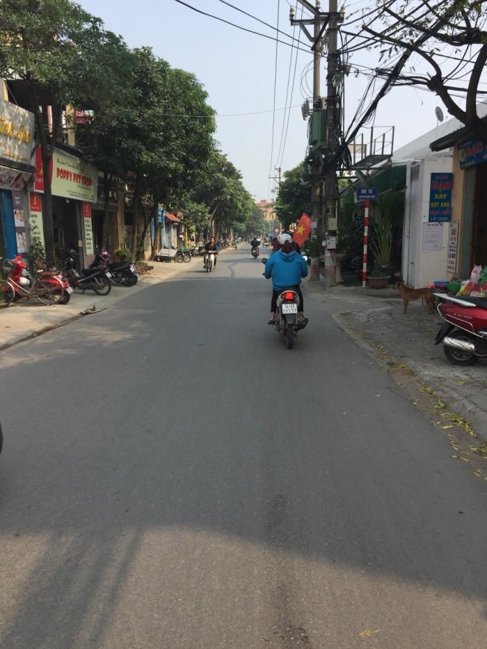 Bán đất Thạch Bàn – Long Biên 44m, giá 30tr/m.