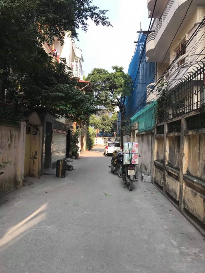 Bán nhà mặt ngõ, kinh doanh, Lương Định Của, ôtô đỗ, giá 3,2 tỷ.