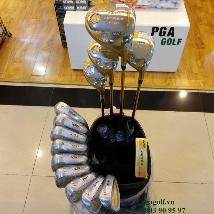 Bộ gậy golf Honma 4 sao Aspec chính hãng0