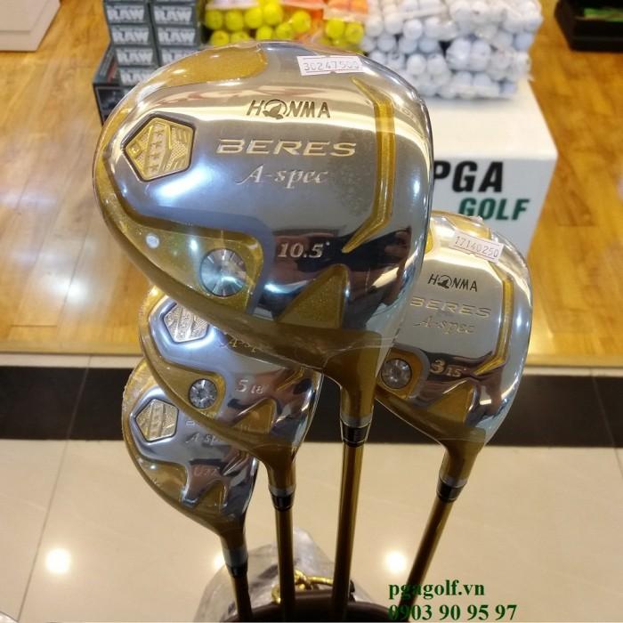 Bộ gậy golf Honma 4 sao Aspec chính hãng1