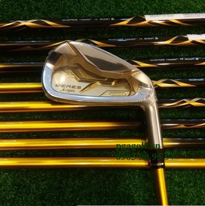 Bộ gậy golf Honma 4 sao Aspec chính hãng3