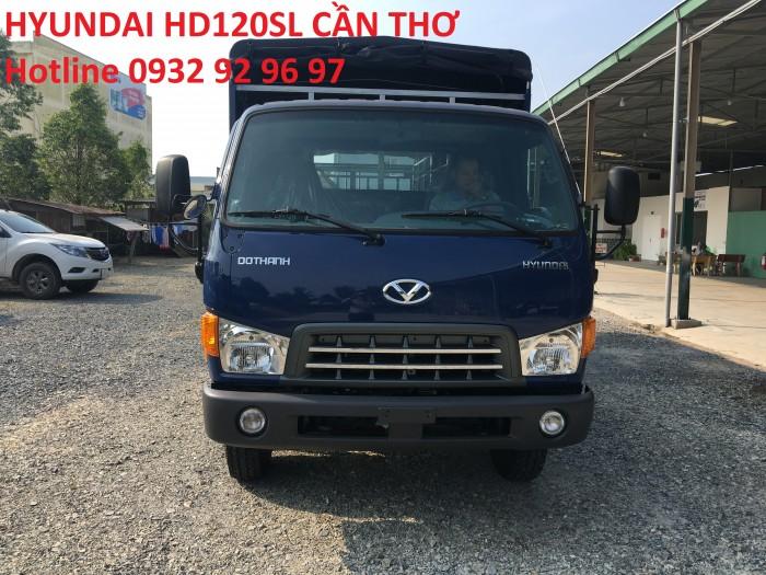 Hyundai new mighty 75s 3t5 cần thơ, hyundai 3t5 cần thơ, hyundai kiên giang