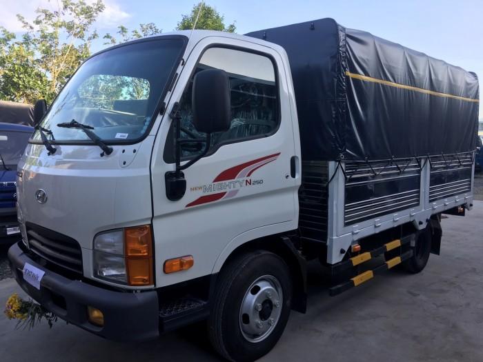 Hyundai n250 thùng mui bạt, hyundai mui bạt cần thơ 0