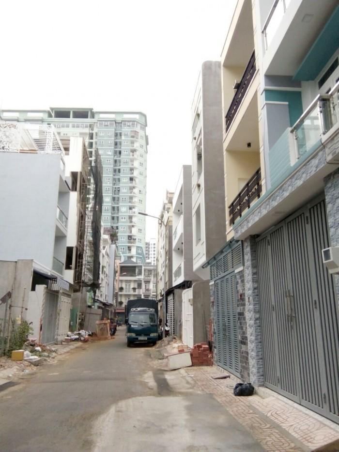 Rẻ nhất khu đất 57 Tô Hiệu 4x14.5 bán P. Hiệp Tân Q. Tân Phú