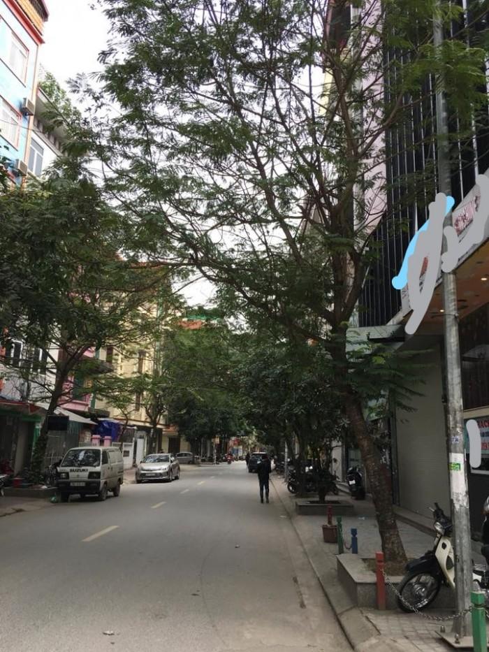 MẶT PHỐ LÔ GÓC mặt tiền 12m, 8T thang máy, 180m2 Mai Dịch, Phạm Văn Đồng, Cầu Giấy xíu