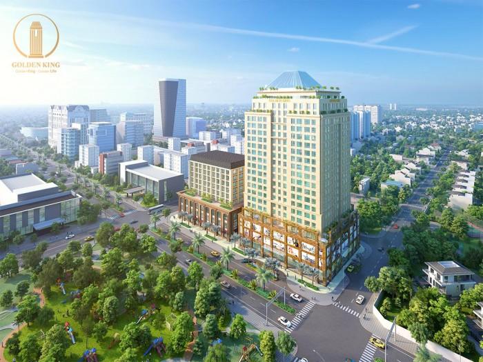 Cho Thuê Căn Hộ Officetel Vừa Làm Văn Phòng Vừa Ở Đầy Đủ Tiện Nghi