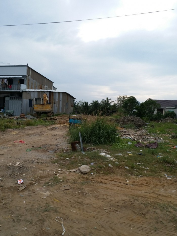 Cô Tám Bán Đất Dt 523m2 Đường Trần Đại Nghĩa, Bình Chánh.