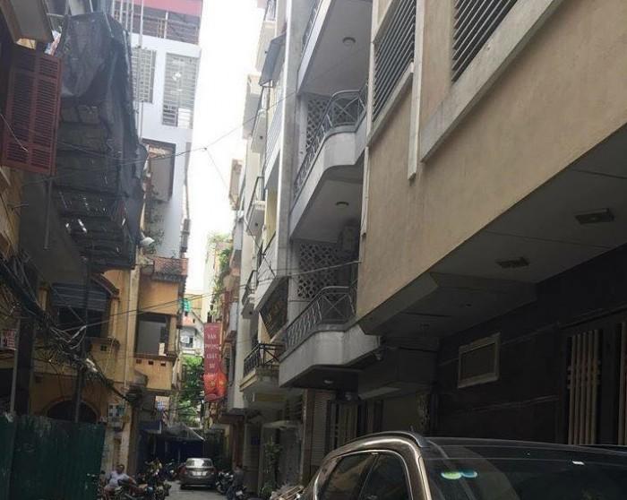 Bất động sản việt Bán nhà mặt ngõ, kinh doanh phố Đại Từ, DT 41m x 5 tầng, ô tô