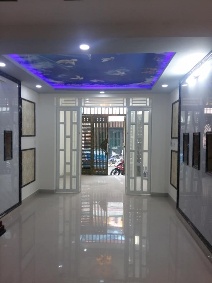 Bán nhà mặt tiền đường số 24 Lê Văn Quới quận Bình Tân