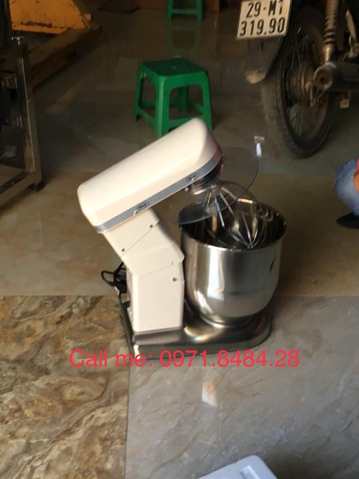 máy đánh trứng, máy trộn kem mĩ phẩm inox1