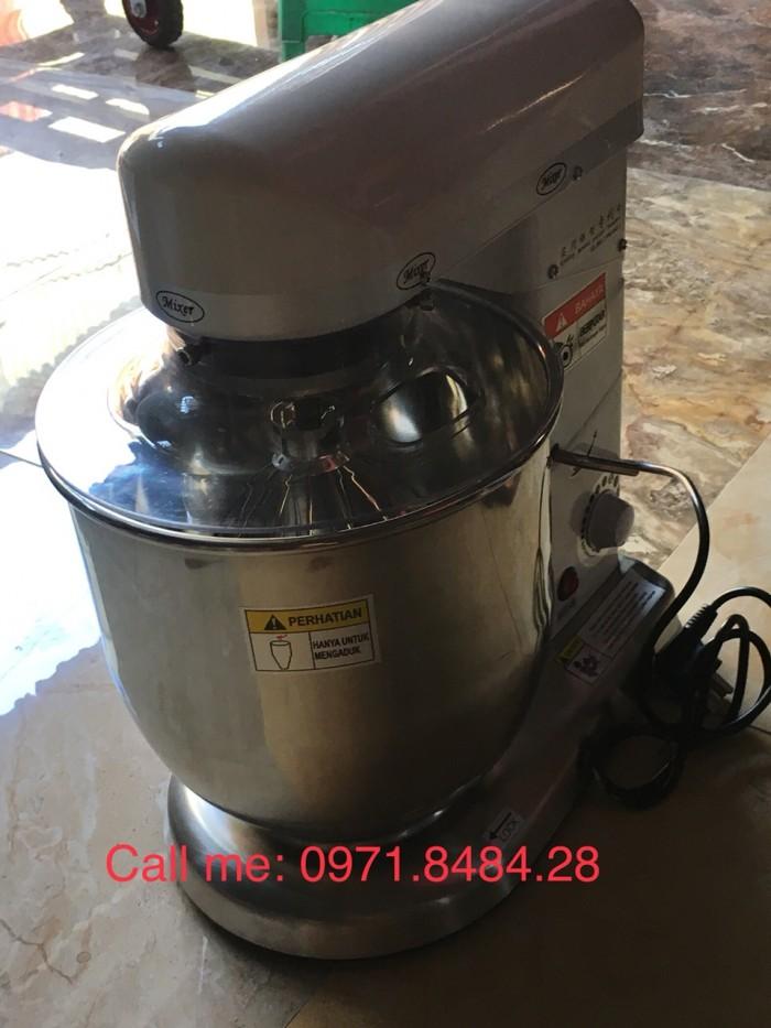 Máy trộn bột B10, máy đánh trứng, máy trộn kem mĩ phẩm inox0