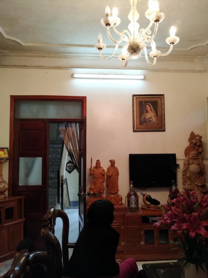 Cho thuê nhà nguyên căn, full nội thất tại Ba Đình Hà Nội