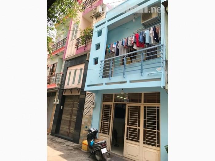 Bán nhà giá rẻ HXH ngay đường Trần Tấn quận Tân Phú