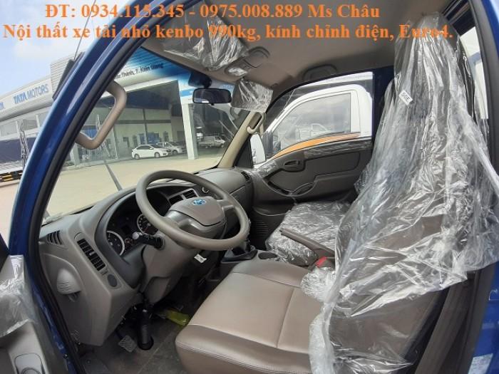 Bán xe tải Kenbo chiến thắng 900kg/990kg/995kg - Tải nhỏ kenbo 990kg - KENBO 990kg giá tốt