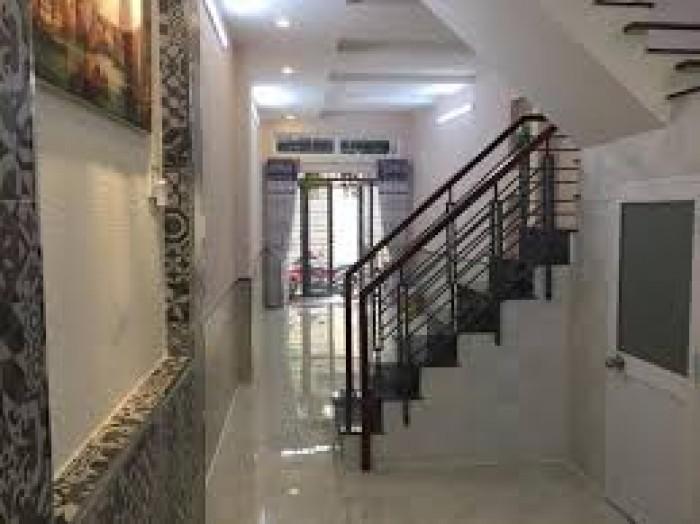 Cần bán gấp nhà  ở Phạm Văn Chiêu quận Gò vấp DT 30m2 NHÀ ĐẸP HXH.