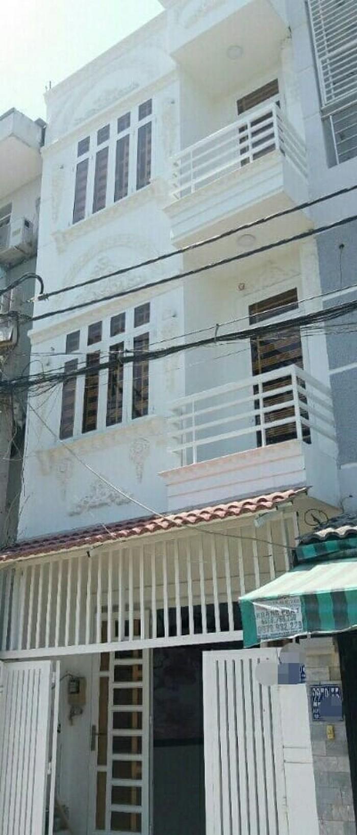 Bán Nhà Hxh Đường An Dương Vương, Quận 5. Dt 89m2, Shr