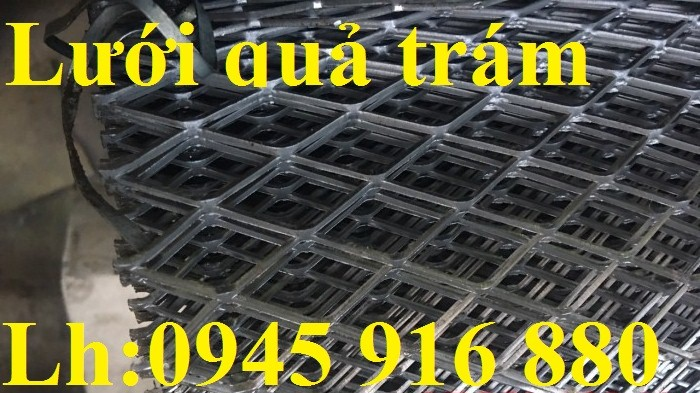 Lưới mắt cáo hình thoi, lướidập giãn hình thoi 1ly, 2ly, 3ly mắt lưới 10x20, 15x30, 20x40, 30x60, 45x90mm17