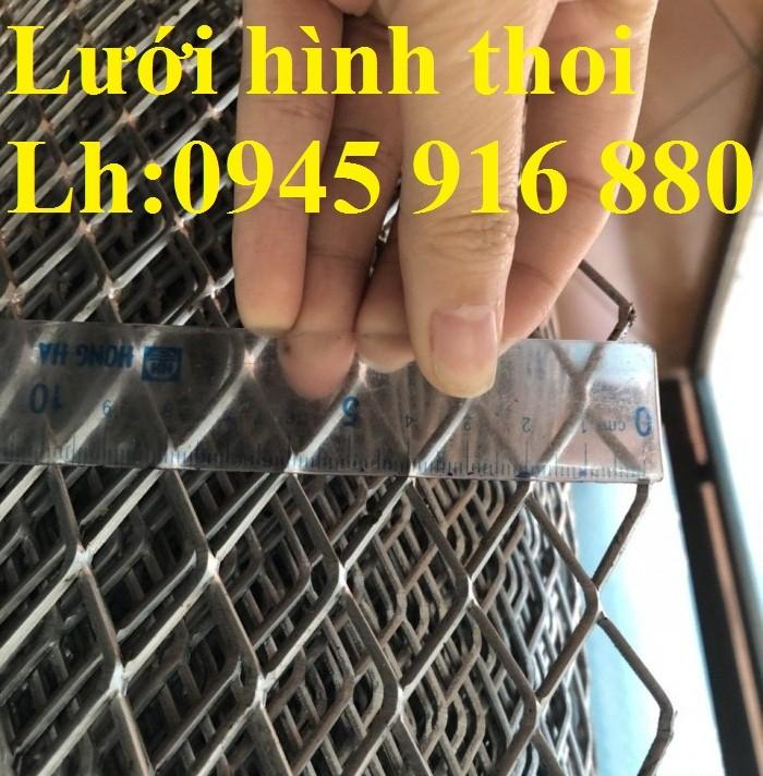 Lưới mắt cáo hình thoi, lướidập giãn hình thoi 1ly, 2ly, 3ly mắt lưới 10x20, 15x30, 20x40, 30x60, 45x90mm14