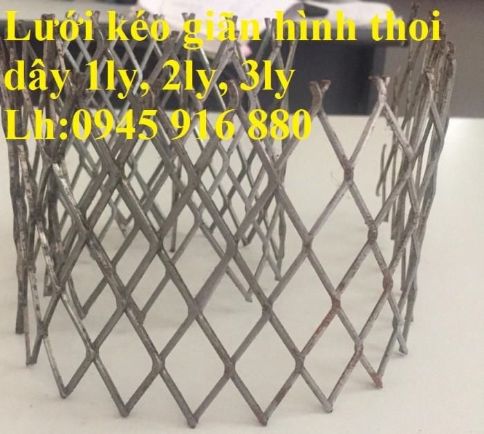 Lưới mắt cáo hình thoi, lướidập giãn hình thoi 1ly, 2ly, 3ly mắt lưới 10x20, 15x30, 20x40, 30x60, 45x90mm6