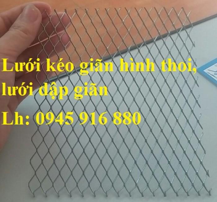 Lưới mắt cáo hình thoi, lướidập giãn hình thoi 1ly, 2ly, 3ly mắt lưới 10x20, 15x30, 20x40, 30x60, 45x90mm3
