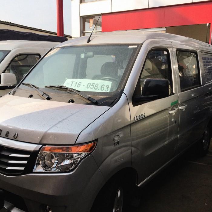 Xe bán tải kenbo 5 chỗ tải trọng 650 kg
