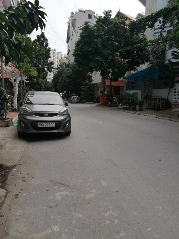 Bán nhà Kim Giang, ô tô vào nhà, kinh doanh tốt DT 53m.