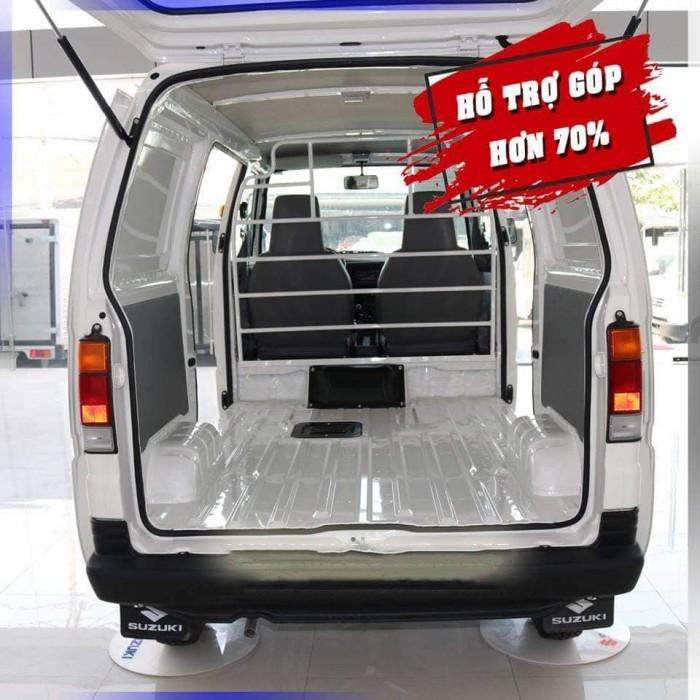 Xe Suzuki Blind Van