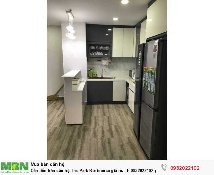 Cần tiền bán căn hộ The Park Residence giá rẻ