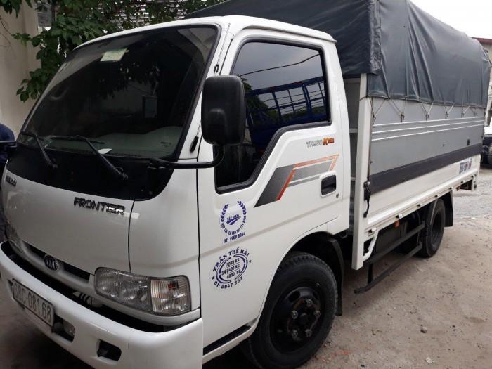 Thaco Forland sản xuất năm 2017 Số tay (số sàn) Xe tải động cơ Dầu diesel