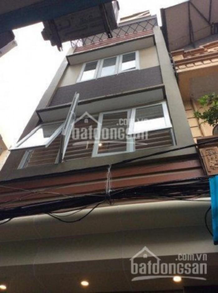Nhà mới ngõ rộng nội thất đầy đủ 38m2-4T Yên Nghĩa