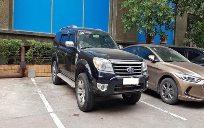 Bán gấp Ford Everest 2012 tự động máy dầu 4