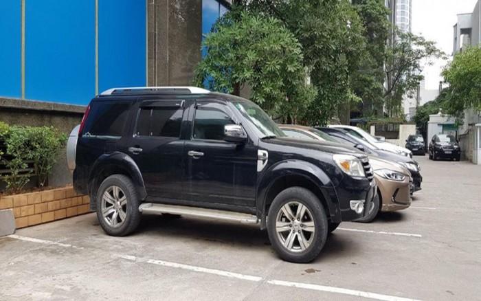 Bán gấp Ford Everest 2012 tự động máy dầu 1