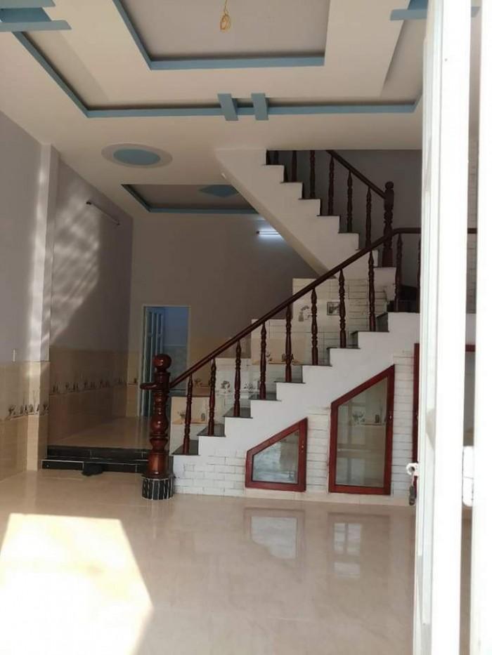 Bán nhà ở  Kỳ Đồng quận 3, nở hậu DT 29m2,hoàn công đầy đủ, nhà mới sạch đẹp.