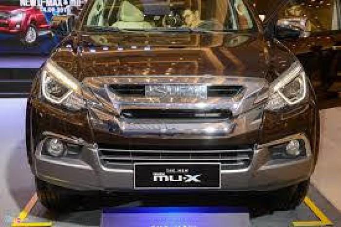 Isuzu 7 chỗ Mu-X 3.0 AT 2018 ( xe 02 cầu - full option) 5