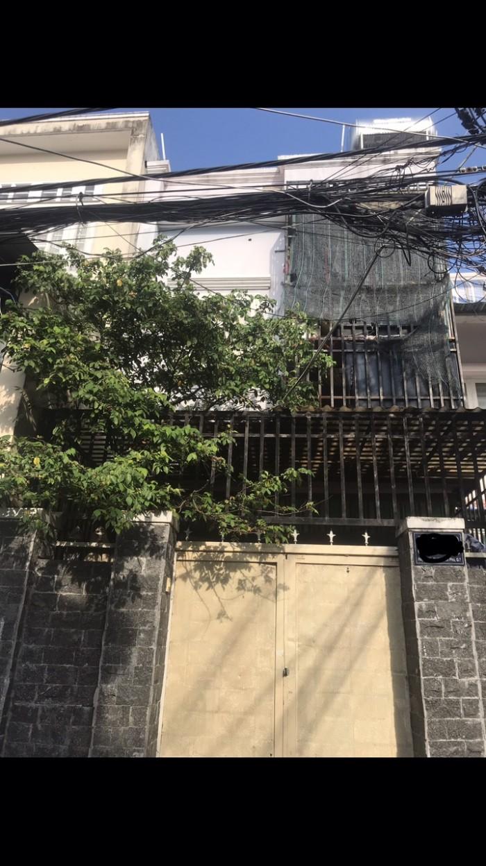 Bán gấp nhà hướng Tây hẻm 994 Huỳnh Tấn Phát, Tân Phú. Quận 7