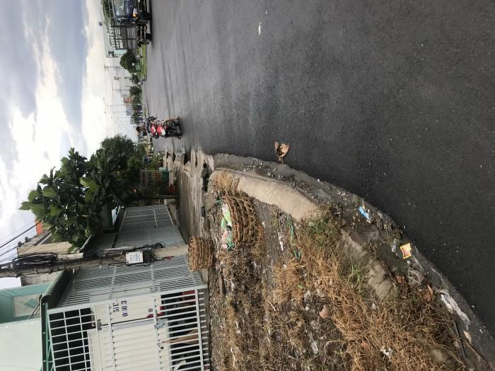 Tôi chủ đất cần bán đất tại Khu Tái Định Cư mới Bình Chánh, sổ hồng riêng, xây dựng ngay.