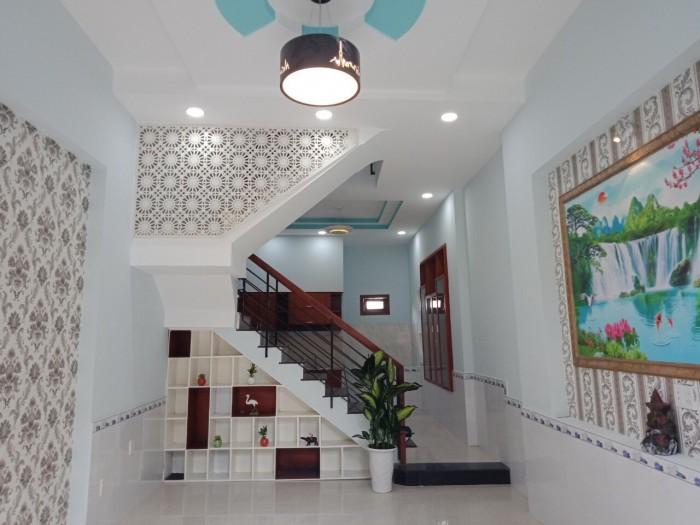Bán nhà 1 trệt 1 lầu đường đẹp hẻm 3m Linh Đông giá 3 tỷ