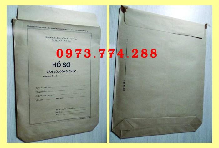 Bán vỏ hồ sơ cán bộ công chức viên chức14