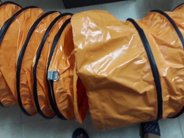 Ống thông gió bằng vải Hàn Quốc Tarpaulin phi 1008