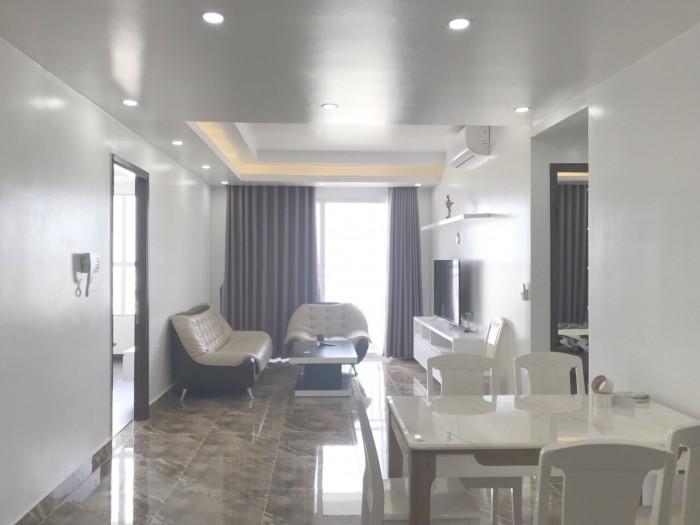 Cần cho thuê căn hộ Topaz City, Q8. Diện tích 72m2, 2 phòng ngủ.