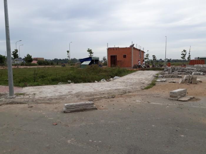 Cần nhượng lại lô đất ở khu TĐC Định Hòa, Mỹ Phước Tân Vạn TDM 13tr/m2 - 150m2
