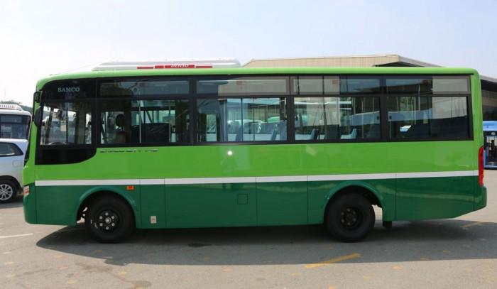 Xe buýt Samco City I.40 Diesel