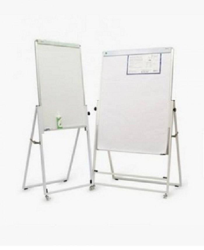 Bảng Kẹp giấy Flipchart - Bảng Flipchart chân gấp 90x120cm3
