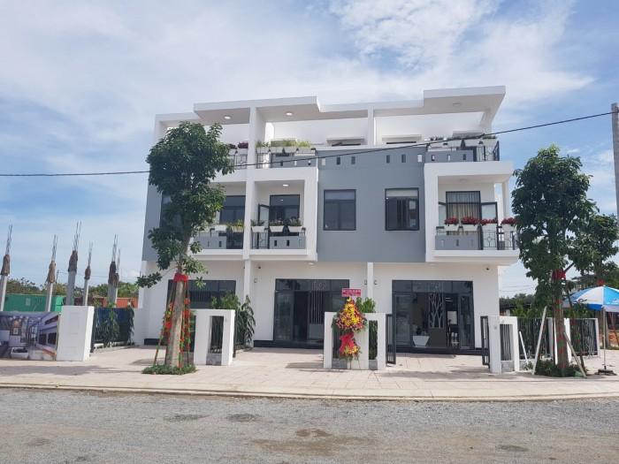 Nhà phố, biệt thự liền kề xây sẵn tại Khu Du lịch Thác Giang Điền