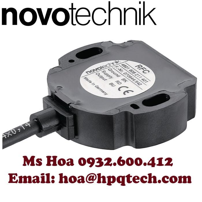Cảm biến vị trí Novotechnik - Đại lý Novotechnik việt nam2