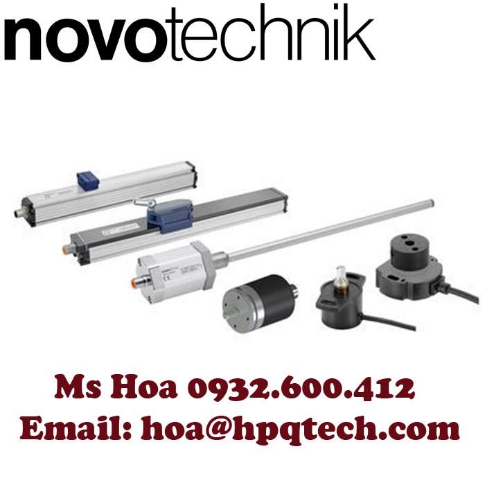 Cảm biến vị trí Novotechnik - Đại lý Novotechnik việt nam