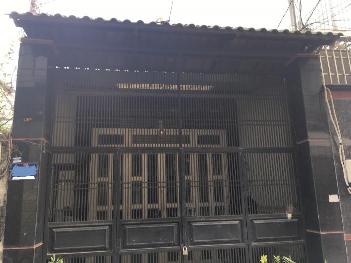 Bán nhà hẻm 147 Tân Kỳ Tân Quý DT 5x11m