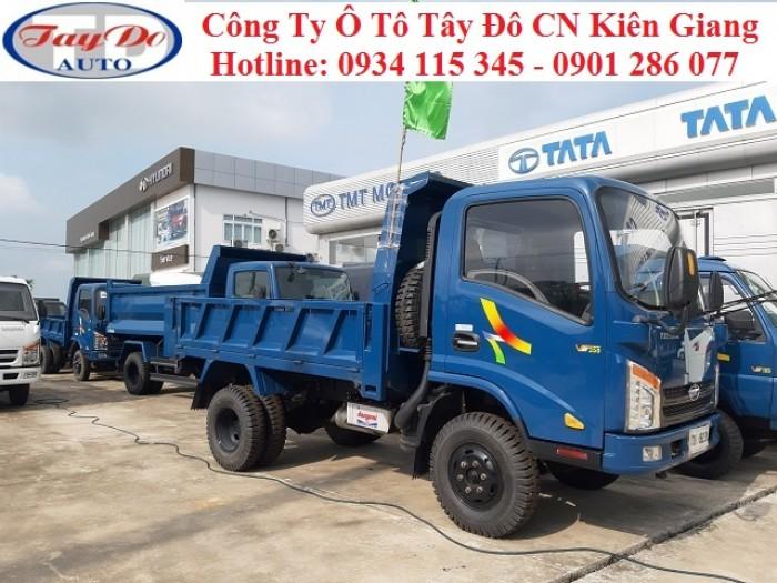Xe ben Veam VB350 3.5 tấn – 3 tấn 5 – 3.5T – 3T5 | bán xe ben veam trả góp 3.5 tấn | thủ tục đơn giản 1