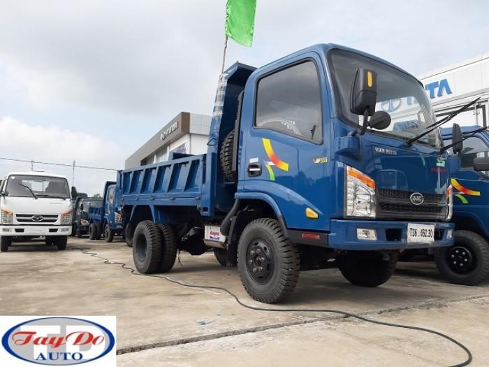 Xe ben Veam VB350 3.5 tấn – 3 tấn 5 – 3.5T – 3T5 | bán xe ben veam trả góp 3.5 tấn | thủ tục đơn giản 7